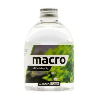 Green Aqua Macro...