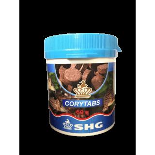 Mangime SHG Corytabs 60gr